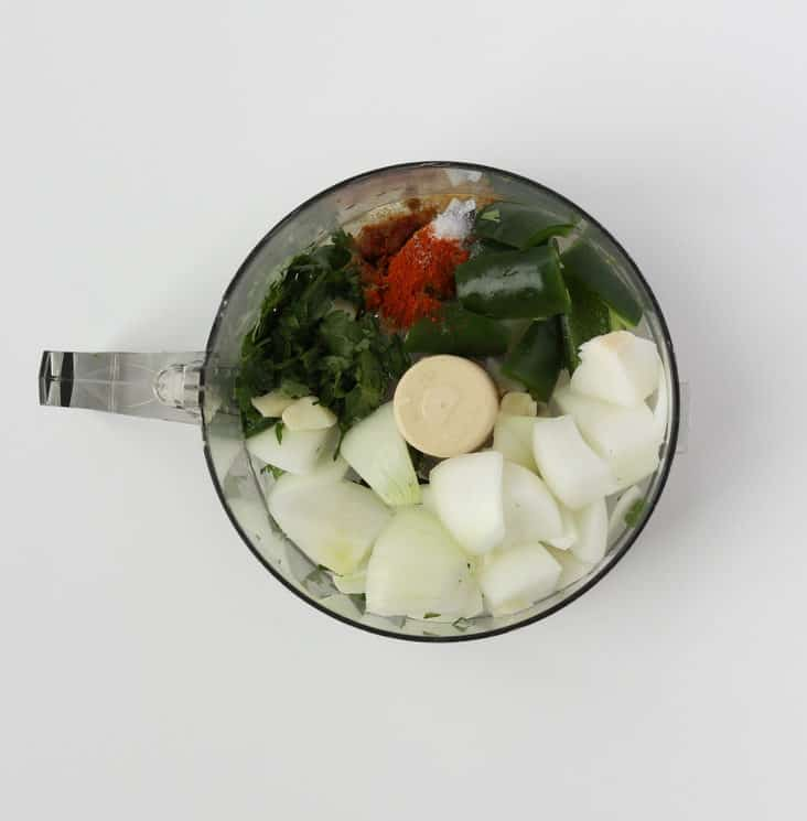 Inside Out Guacamole Food Processor 1
