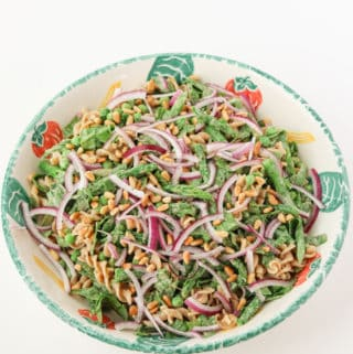 Eat Your Greens Pasta Salad