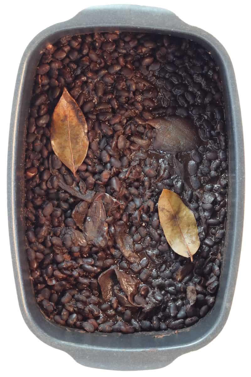Easy Slow Cooker Black Beans