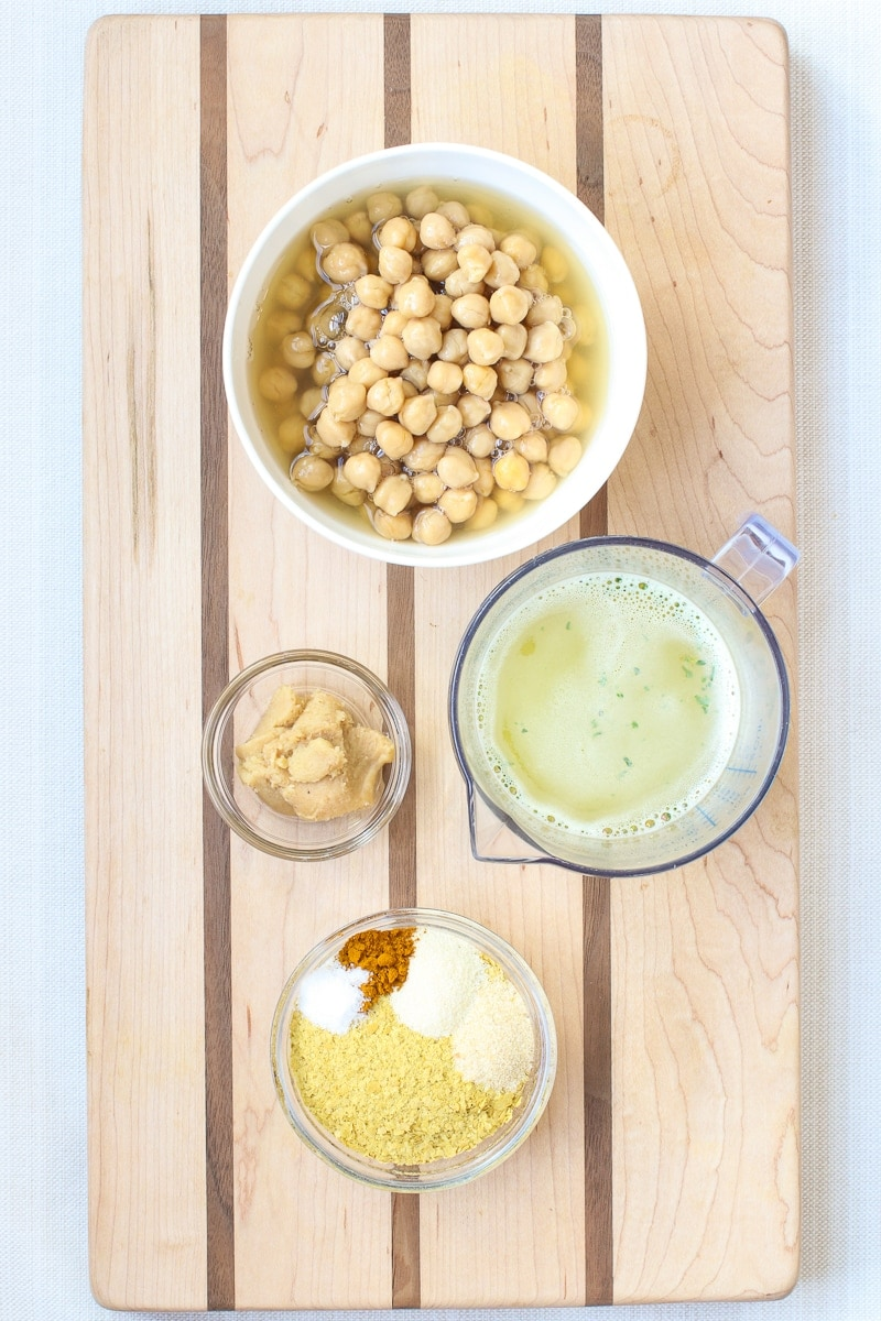 Chickpea Cheese Sauce